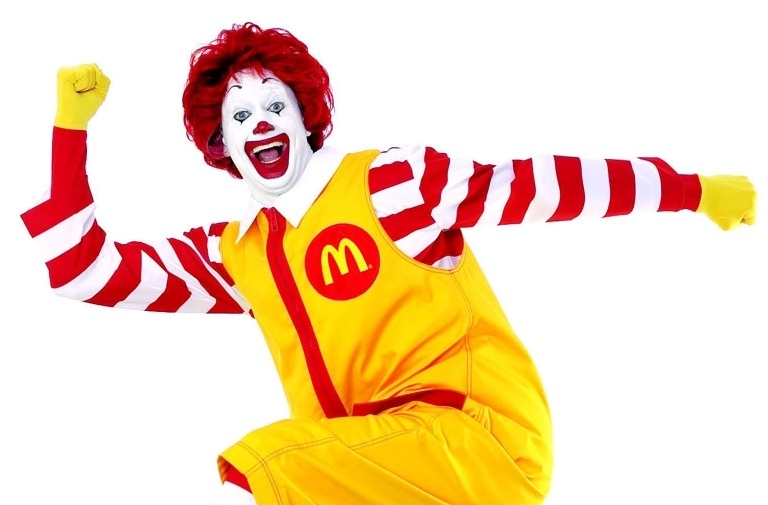 Ronald McDonald Pushed to Retire